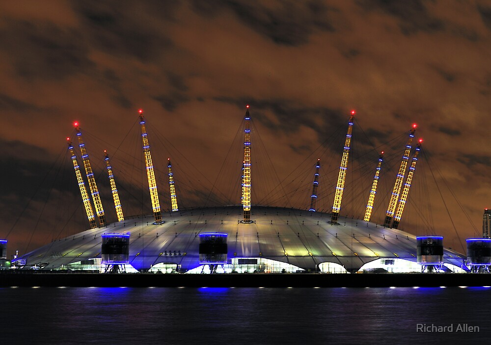 The O2 by Lea Valley Photographic