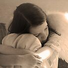 Resting Angel by Cordelia