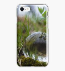 Crystal Ball Woods iPhone Case/Skin