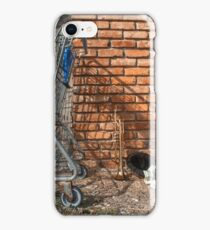 Trumpet Shopping Cart Alley iPhone Case/Skin