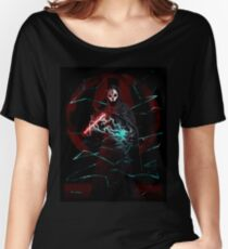 Star Wars KOTOR - Nihilus flip draw Women's Relaxed Fit T-Shirt