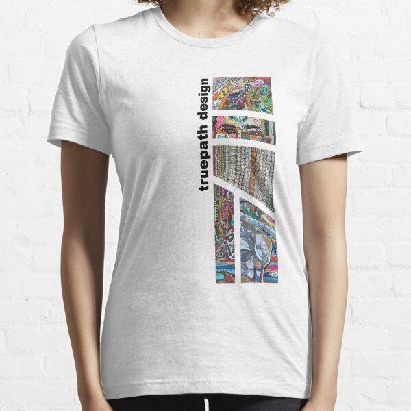 Vertical  Essential T-Shirt