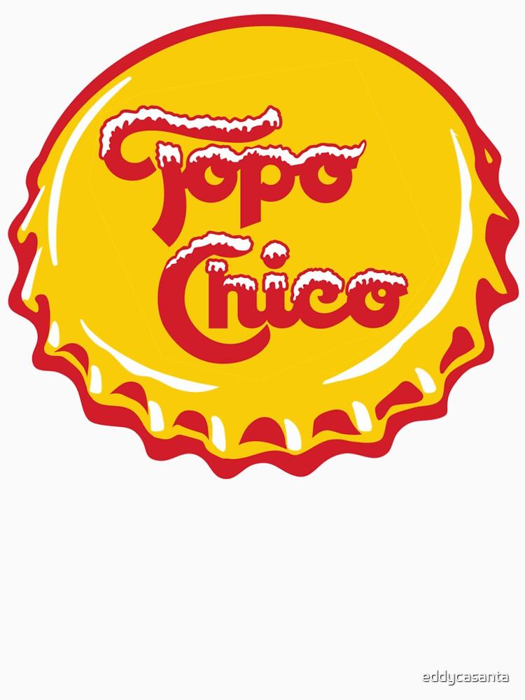 Topo Chico T-Shirt von eddycasanta