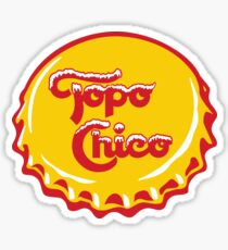 Topo Chico T-Shirt Aufkleber Sticker