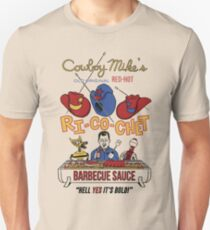 COWBOY MIKE'S BBQ SAUCE T-Shirt