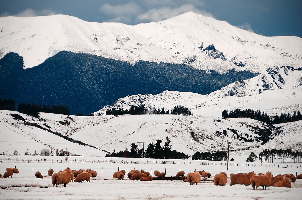 Winter Farming by chriso