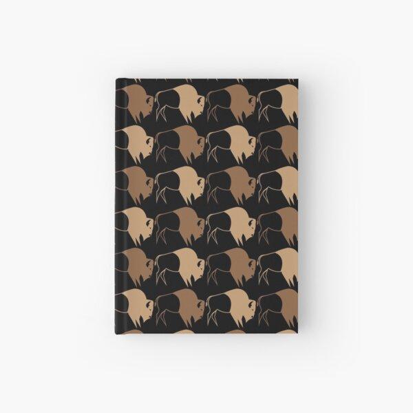 Buffalo Run Hardcover Journal