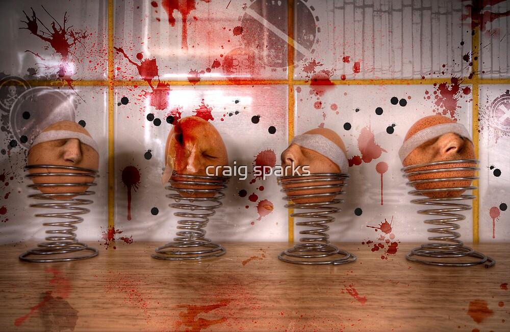 Eggsecution III - The Revolution by craig sparks