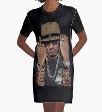 cool boy Graphic T-Shirt Dress