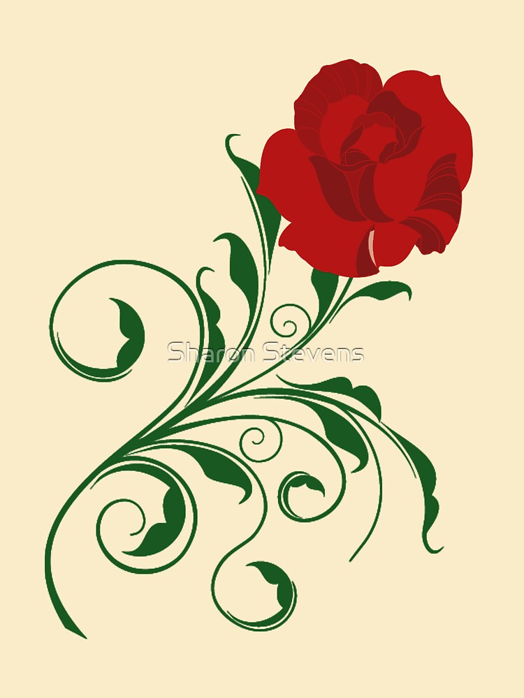 Rose by Sharon Stevens