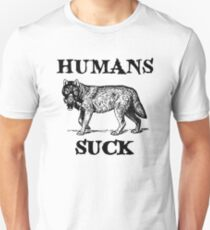 Humans Suck T-Shirt