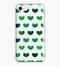 Cute Hearts VI iPhone Case/Skin