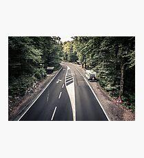 European Road Trip ... (Plitvice, Croatia) Photographic Print