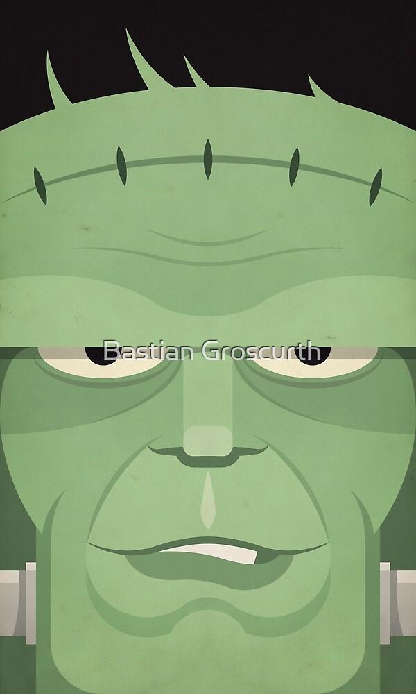 Frankenstein for Halloween von Bastian Groscurth