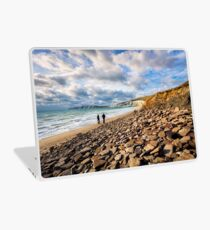 Compton Bay Beach Isle Of Wight Laptop Skin