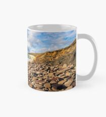 Compton Bay Beach Isle Of Wight Classic Mug