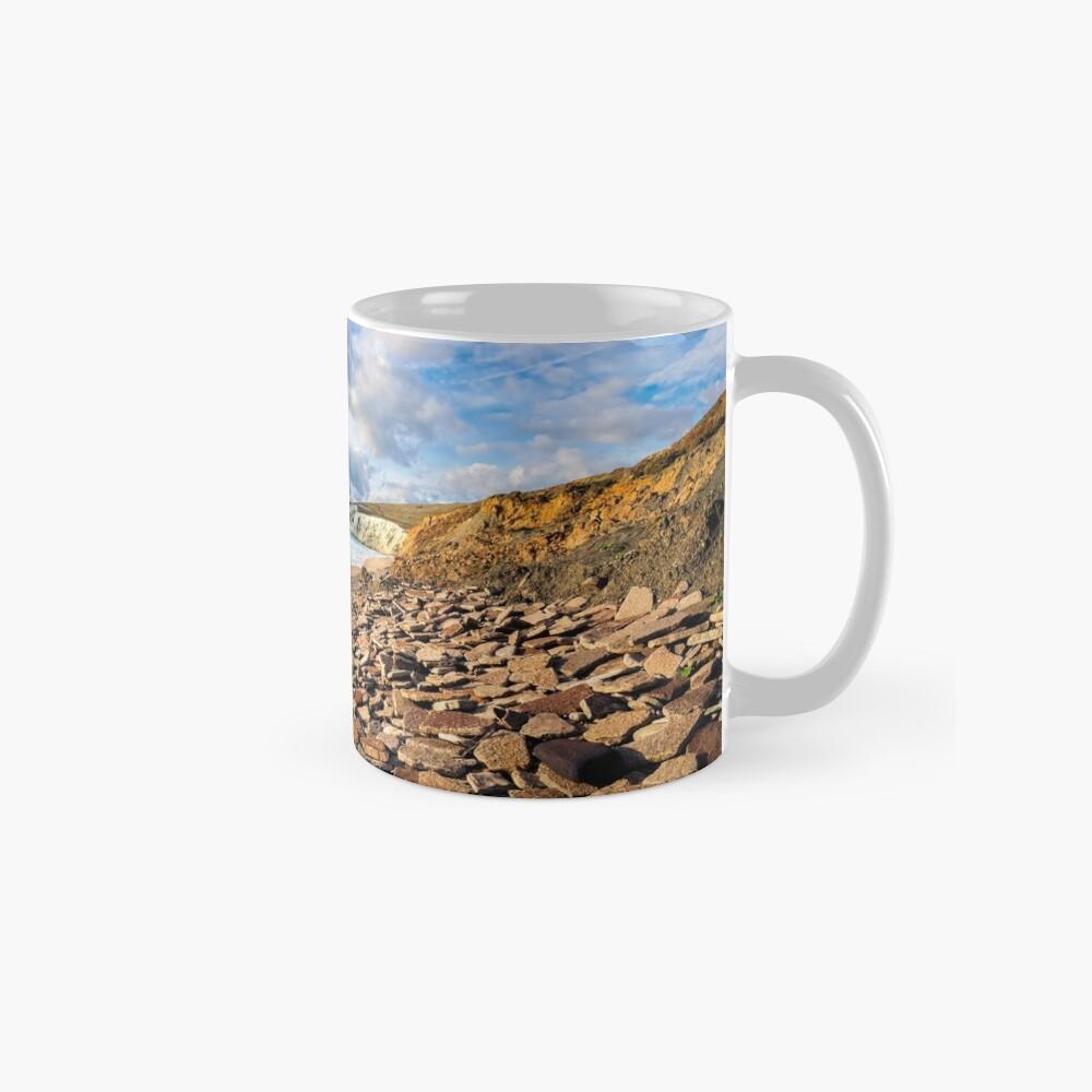 Compton Bay Beach Isle Of Wight Mugs
