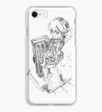 Anime T Shirt KILL LA KILL RYUKO MATOI iPhone Case/Skin