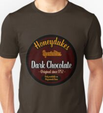 Honeydukes Chocolate - Dark Version T-Shirt