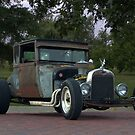 1926 Ford High Top T Rat Rod by TeeMack