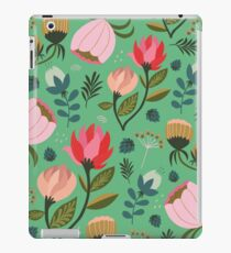 Pretty Florals iPad Case/Skin