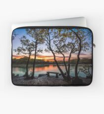 Firestone Copse Sunset Laptop Sleeve