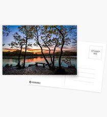 Firestone Copse Sunset Postcards