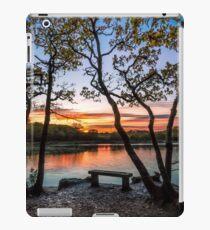 Firestone Copse Sunset iPad Case/Skin