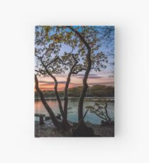Firestone Copse Sunset Hardcover Journal