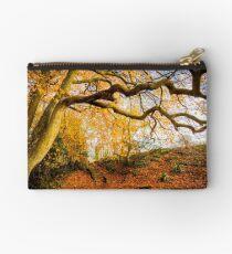 Autumns Golden Colours Studio Pouch