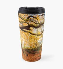 Autumns Golden Colours Travel Mug