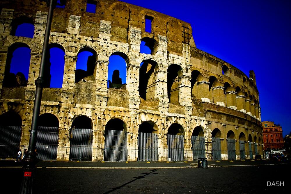 Rome by DASH