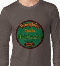 Honeydukes Chocolate - Mint Version Long Sleeve T-Shirt