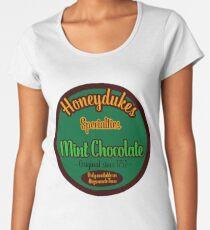Honeydukes Chocolate - Mint Version Women's Premium T-Shirt