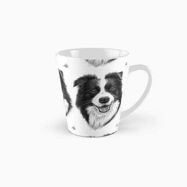Border Collie Smile Tall Mug