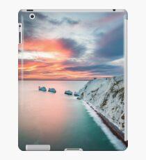 The Needles Sunset iPad Case/Skin