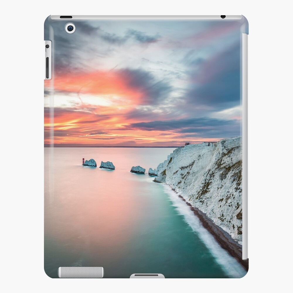 The Needles Sunset iPad Case & Skin