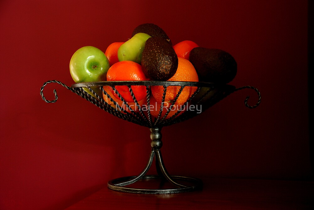 Fruit Still 2 by Michael Rowley