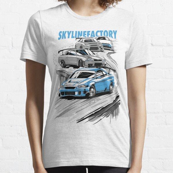 Nissan Skyline GTR Family Essential T-Shirt