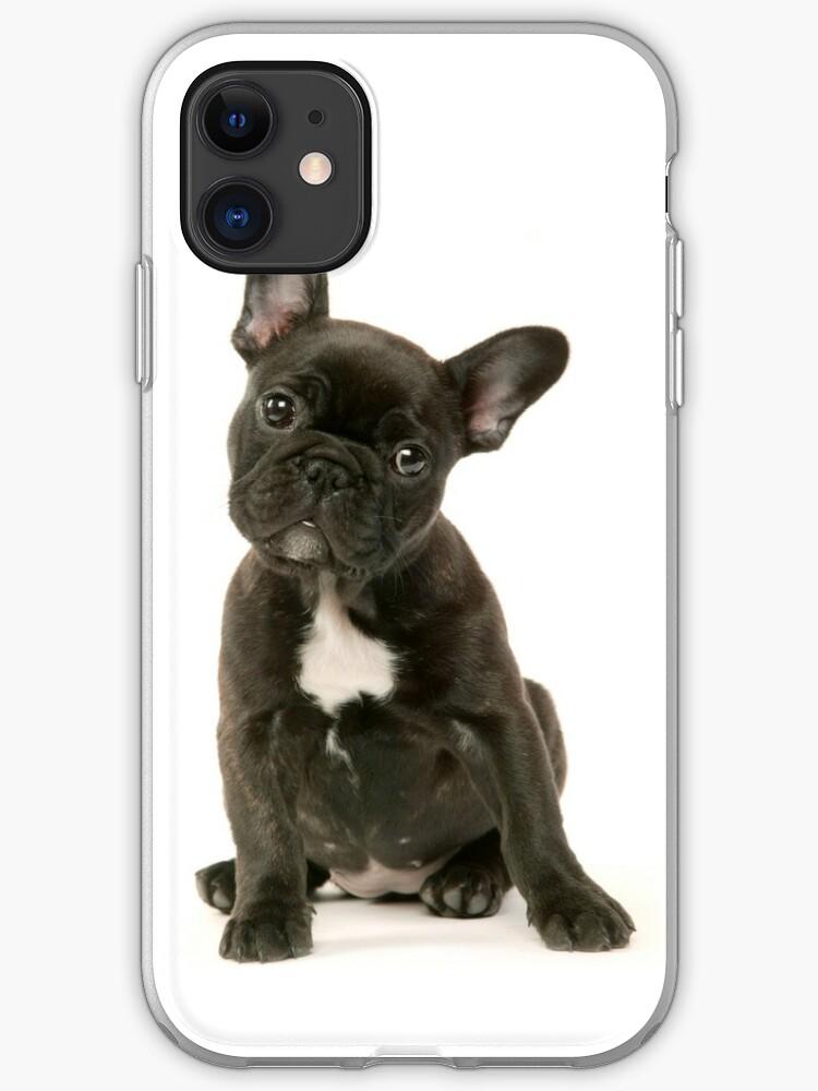 SOCIAL FRENCH BULLDOG iphone case