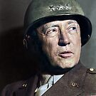 General George S. Patton by Marina Amaral