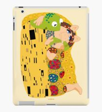 Klimt muppets iPad Case/Skin