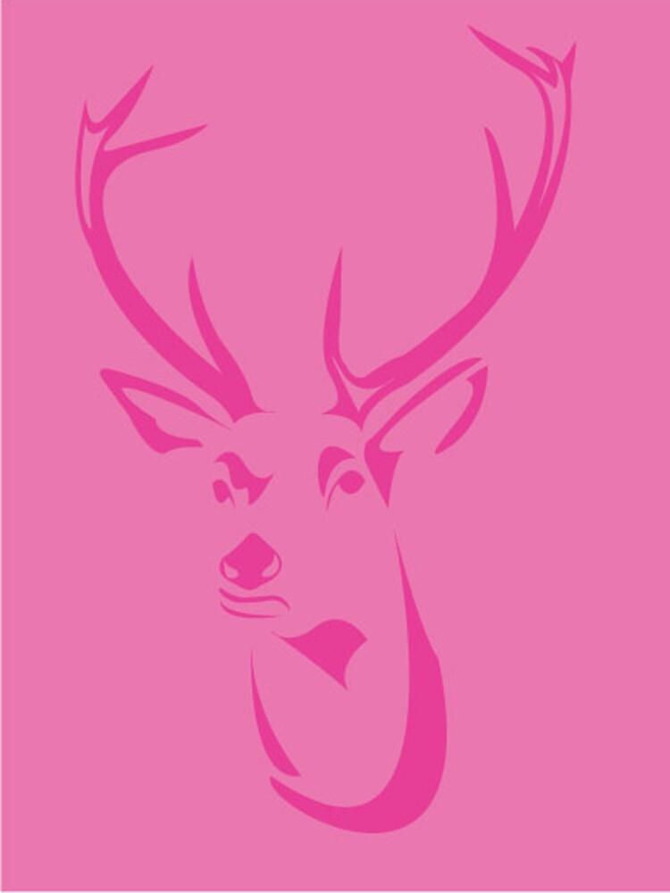 Disgruntled Deer by FuggleDoofer