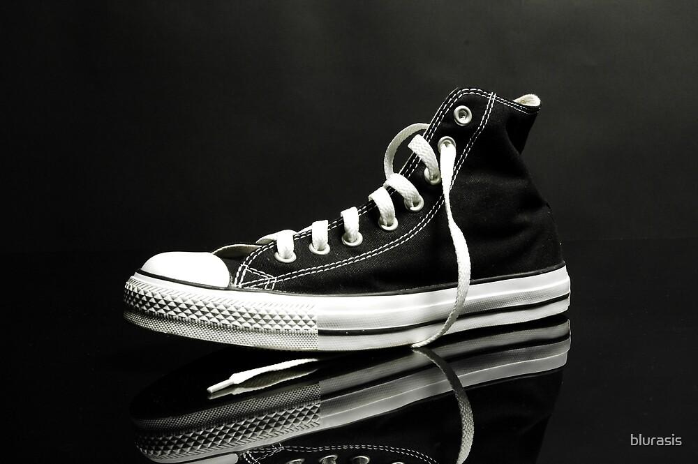 Shoe by blurasis