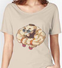 Zangief Women's Relaxed Fit T-Shirt
