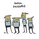 Ennui Ensemble by fishcakes