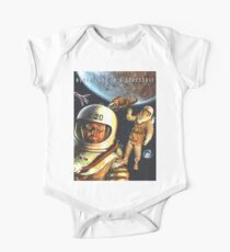 Never fart in a spacesuit One Piece - Short Sleeve