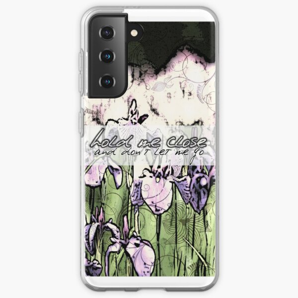 u2 iris  Samsung Galaxy Soft Case