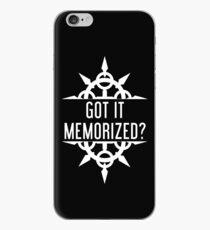 Vinilo o funda para iPhone ¿Lo memorizaste?