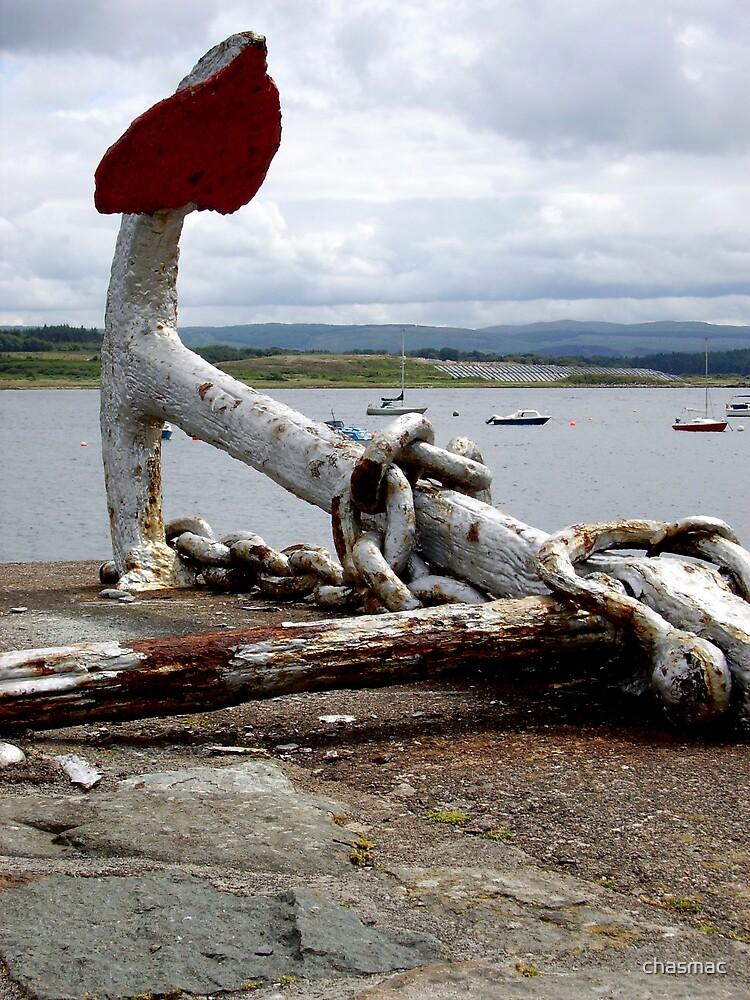 Adrishaig Loch Fyne 2 by chasmac